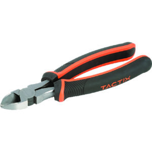 TACTIX - PLIERS DIAGONAL 8IN/200MM