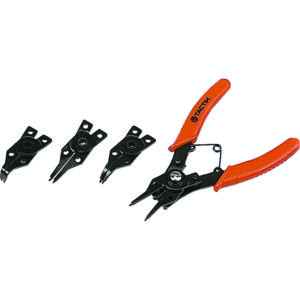 TACTIX - PLIERS CIRCLIP 4PC SET