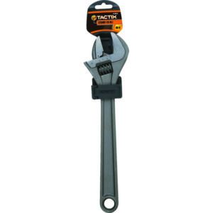 TACTIX - WRENCH ADJUSTABLE 15IN/375MM