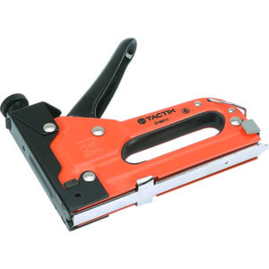 TACTIX - HEAVY DUTY STAPLE GUN 3 IN 1