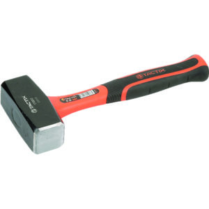 TACTIX - 1250G DUMPY HAMMER FIBREGLASS HANDLE