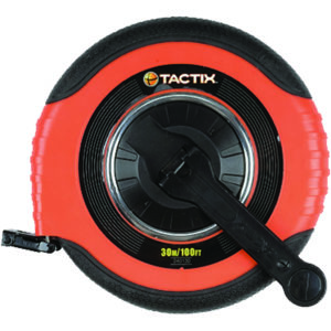 TACTIX -TAPE LONG WITH SOFT HANDLE 33IN/10M X 15MM