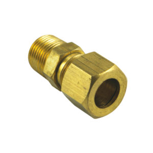 3/8IN X 1/4IN BSP BRASS SINGLE UNION (BP)