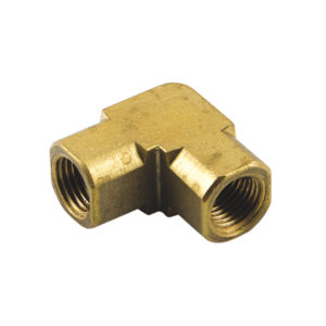 1/4IN BSP BRASS FEMALE ELBOW 90DEG (BP)