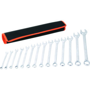 TACTIX - 14PC COMBINATION SPANNER SET - METRIC