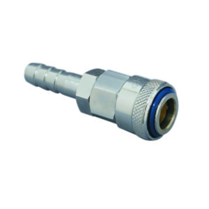 3/8IN HOSE BARB AIR-LINE COUPLING NITTO