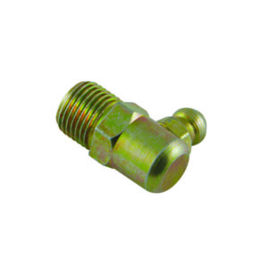 M6 X 1.00MM 90-DEG. GREASE NIPPLE - 25PK