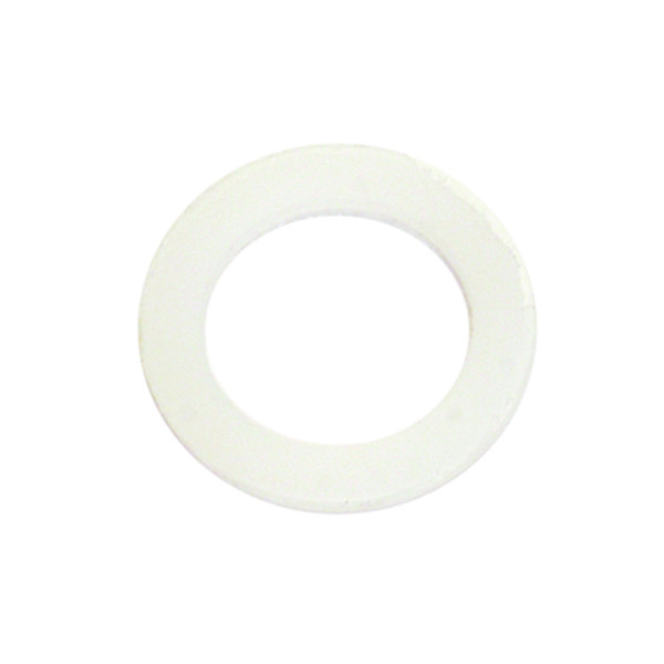 1/8IN X 5/16IN X 1/32IN POLYPROP WASHER - 100PK