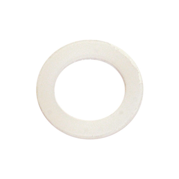 1IN X 1-3/8IN X 3/32IN POLYPROPYLENE WASHERS