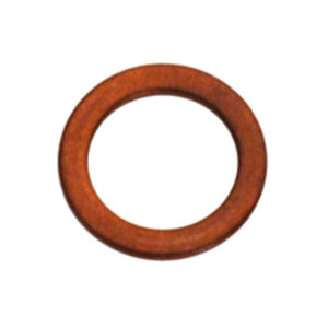M10 X 20MM X 1.0MM COPPER WASHER - 40PK