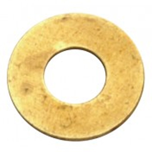 3/8IN X 13/16IN X 16G HT FLAT STEEL WASHER (Zn)