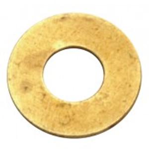 9/16IN X 1-3/16IN X 11G HT FLAT STEEL WASHER (Zn)