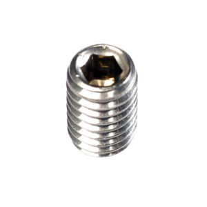 M6 X 6MM METRIC GRUB SCREW - 50PK