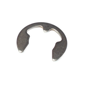 15MM STAINLESS E-CLIPS 304/A2 - 25PK