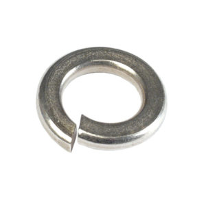 3/16IN (M5) STAINLESS SPRING WASHER 304/A2 - 50PK