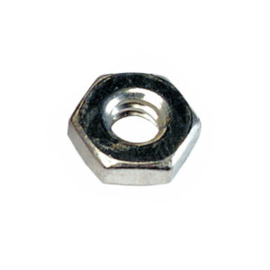 1/4IN BSW STAINLESS HEX NUT 304/A2 - 23PK