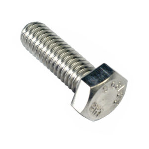 M8 X 35MM STAINLESS SET SCREW 304/A2 - 8PK