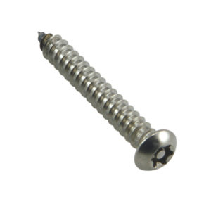 8G X 1-1/2IN SELF-TAPPING SCREW PAN TPX 304/A2