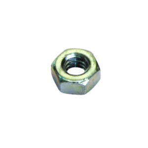3/16IN BSW HEXAGON NUT (Zn) - 24PK