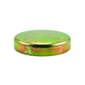24MM STEEL CUP WELSH PLUG - 10PK