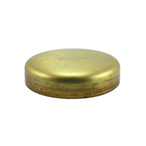 20MM BRASS EXPANSION (FROST) PLUG - CUP TYPE - 5PK