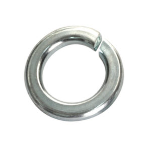 1/4IN FLAT SECTION SPRING WASHER - 100PK