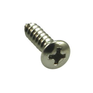6G X 1IN S/TAPPING SCREW RSD HD PHILLIPS - 40PK