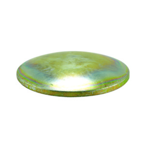 1-5/8IN STEEL EXPANSION (FROST) PLUG - DISC TYPE