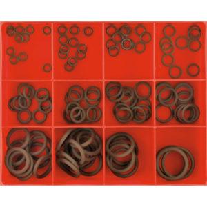 110PC HIGH PRESSURE/TEMP O-RING ASSORTMENT - VITON