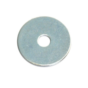 3/16IN X 1IN FLAT STEEL PANEL (BODY) WASHER - 50PK