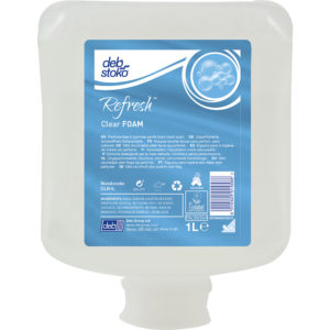 Deb|Stoko Refresh Clear Foam - 1L Cartridge