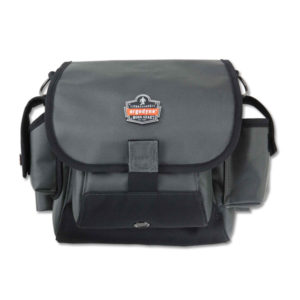 ERGODYNE 16-POCKET TOOL POUCH W/LOOP ATTACH 15KG
