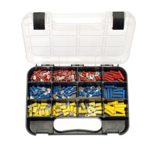 GJ GRAB KIT 170PC CRIMP TERMINALS
