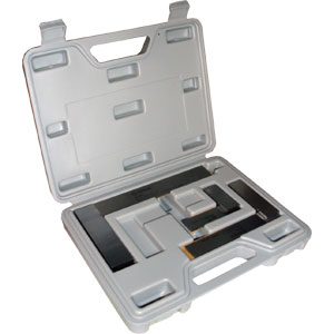 GROZ 3PC ENGINEERS SQUARE SET (50