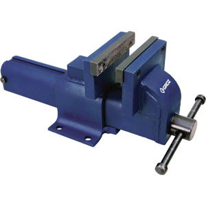 GROZ 150MM / 6IN EBV SERIES STEEL VICE