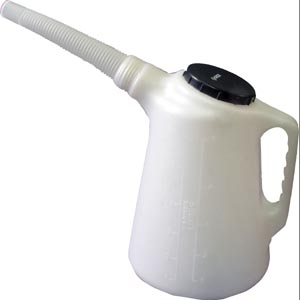GROZ FLEX SPOUT MEASURER - 2 LTR