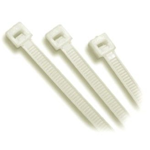 ISL 300 X 4.8MM NYLON CABLE TIE - NAT. - 100PK