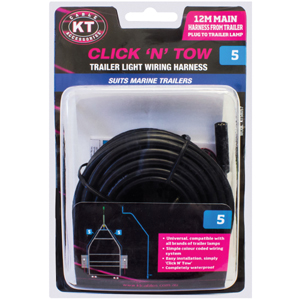 KT C'N'T 4P TO 4P MAIN WIRE HARNESS-12M (#5)**