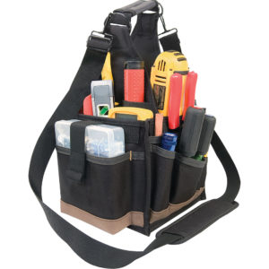 23 POCKET ELECTRICAL & MAINT TOOL POUCH