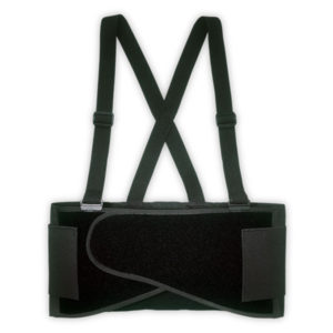 ELASTIC BACK SUPPORT BELT - XL