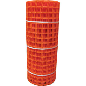 MESH ORANGE FLURO 900MM X 30M