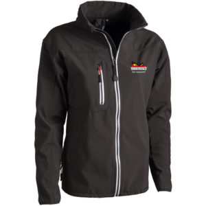 TENGTOOLS SOFTSHELL JACKET (BLACK) - LRG