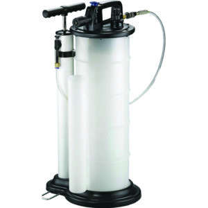 9L MANUAL & PNEUMATIC FLUID EXTRACTOR