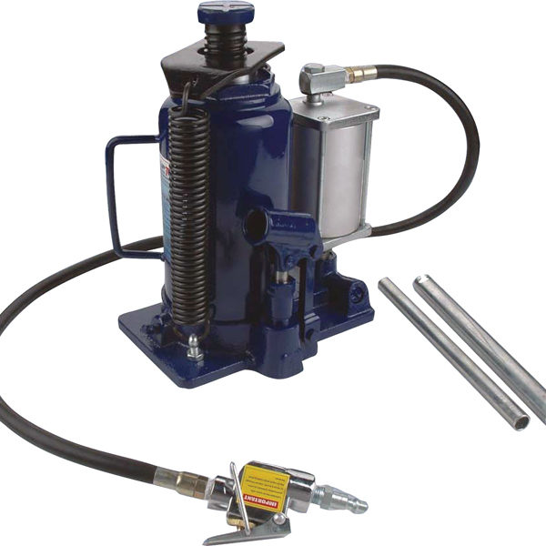 20000KG AIR HYDRAULIC BOTTLE JACK