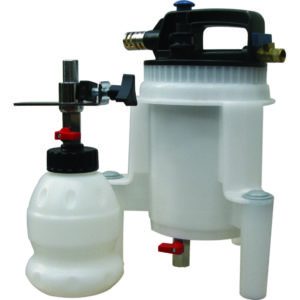 2L PNEUMATIC BRAKE & CLUTCH BLEEDER KIT