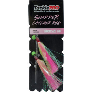 TacklePro Snapper Catcher Pink – 5/0