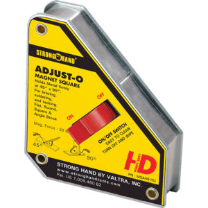 Stronghand Adjust-O Magnet Square Heavy Duty 40KG