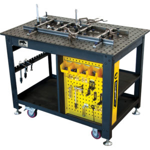 Stronghand Rhino Cart - Table + 66pc Kit