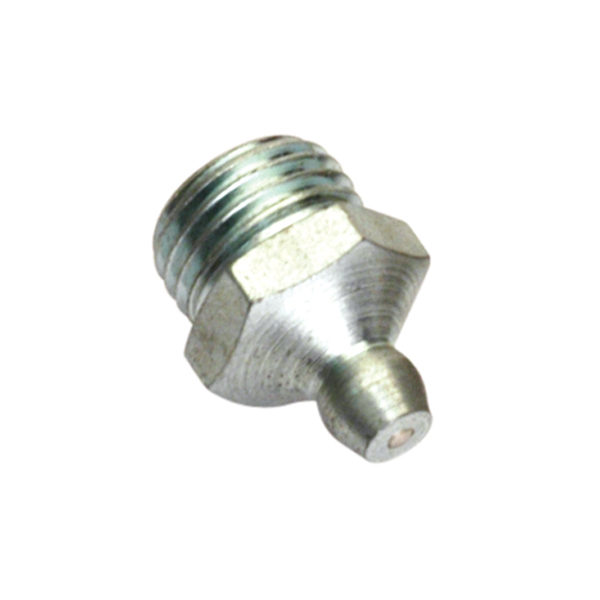 GREASE NIPPLE STAINLESS 1/8IN NPT STR 316/A4