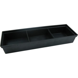 Teng Plastic Parts Tray - 278mm X 87mm X 42mm